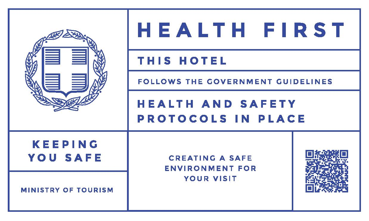 Health First Certified Hotel